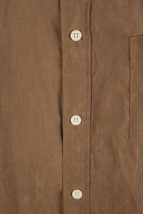 Shirt H057 Brown 8