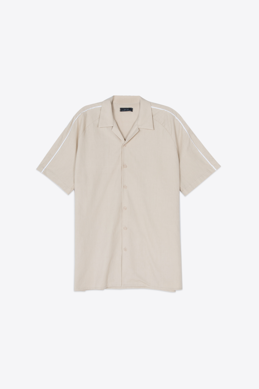 Shirt H078 Beige 9