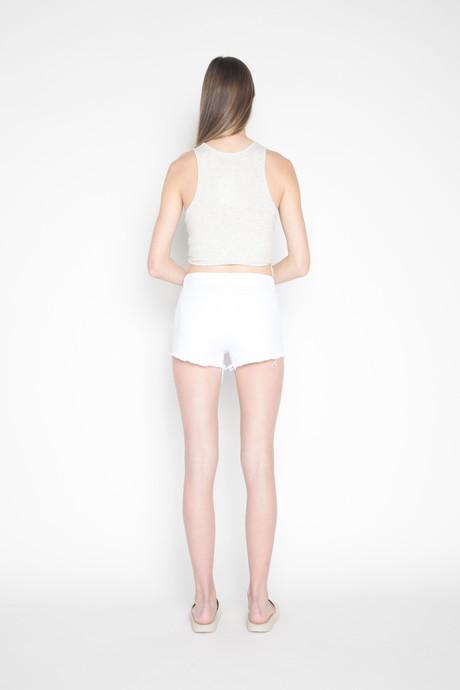 Short H017 Cream 4