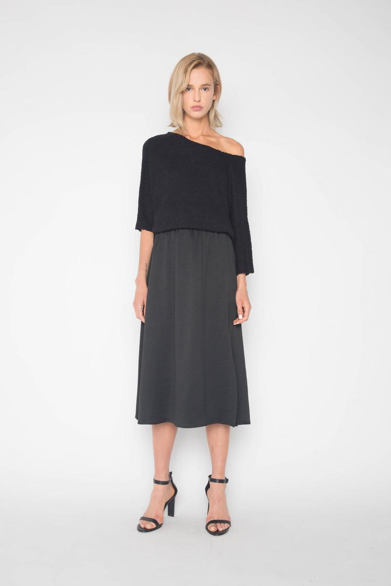 Skirt 1316 Black 1