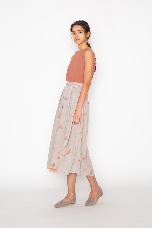 Skirt 2118 Beige 1