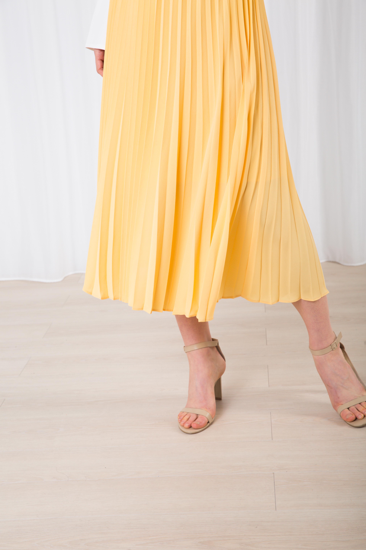 Skirt 2197 Yellow 3