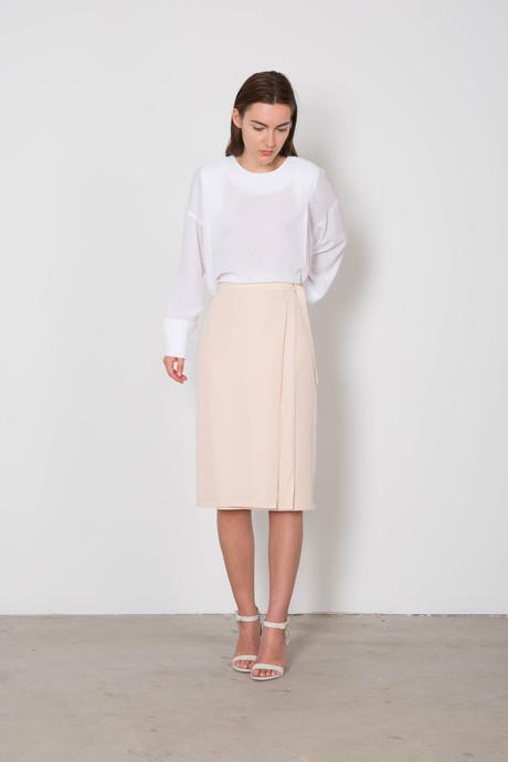 Skirt 6034 Nude 3