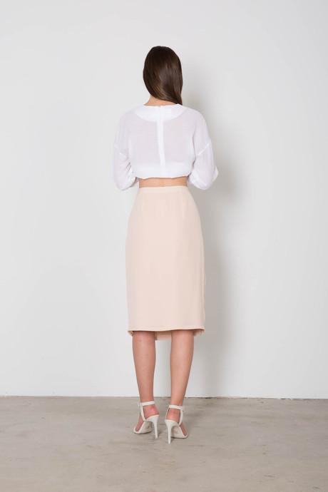 Skirt 6034 Nude 4