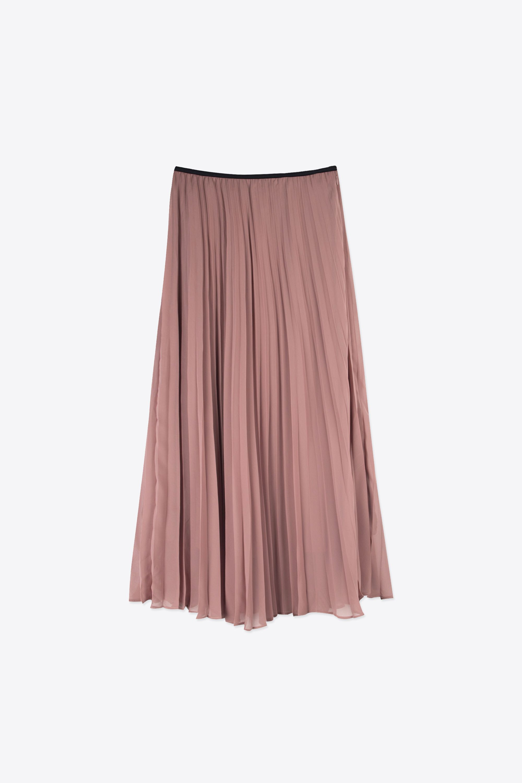 Skirt G007 Pink 8