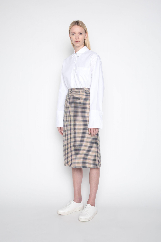 Skirt H006 Navy 1