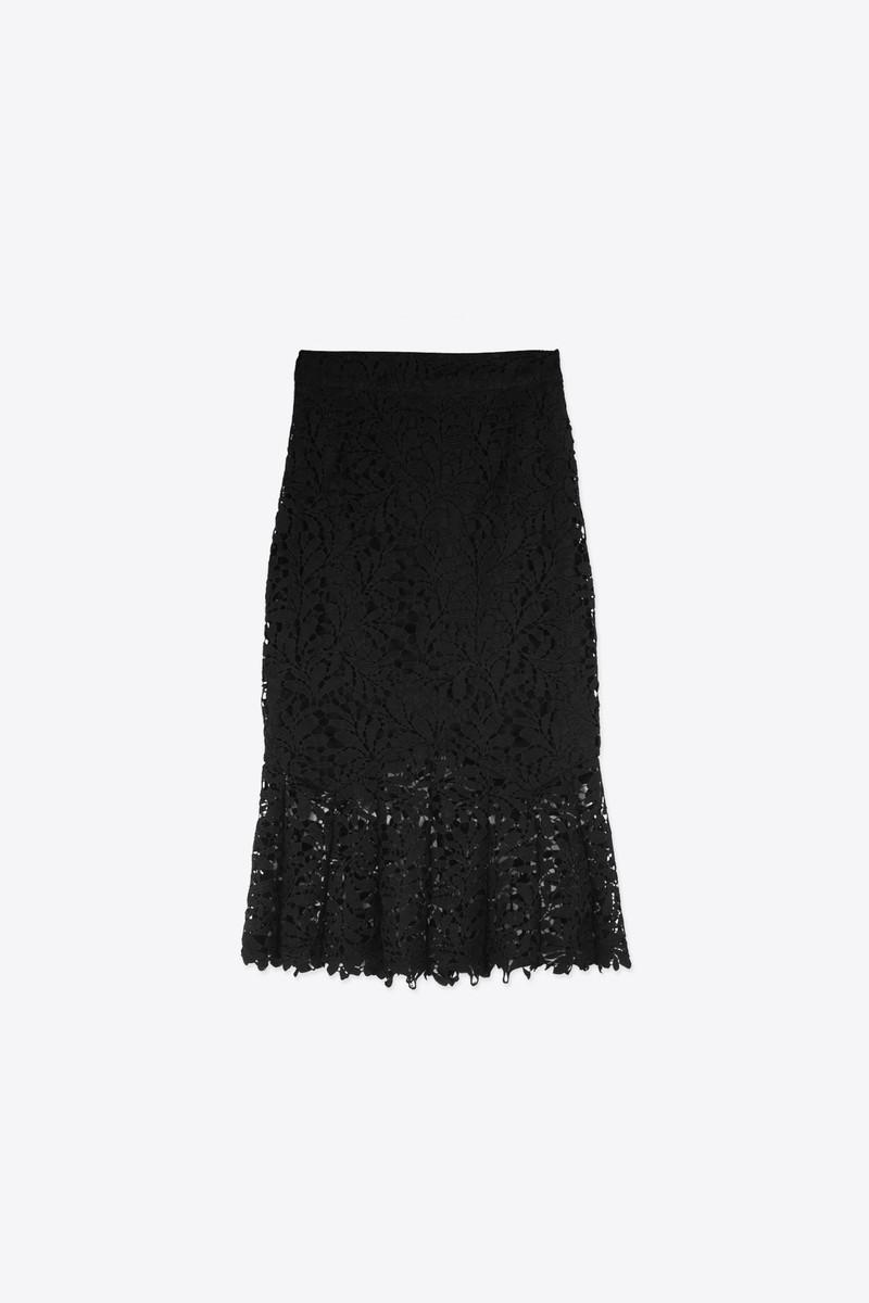 Skirt H044 Black 5