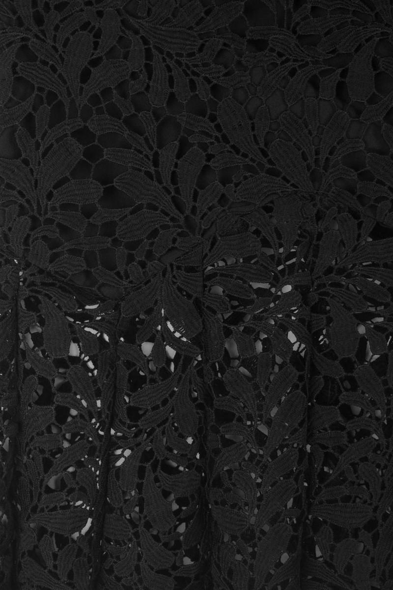 Skirt H044 Black 6