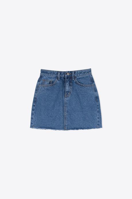 Skirt H060 Indigo 5