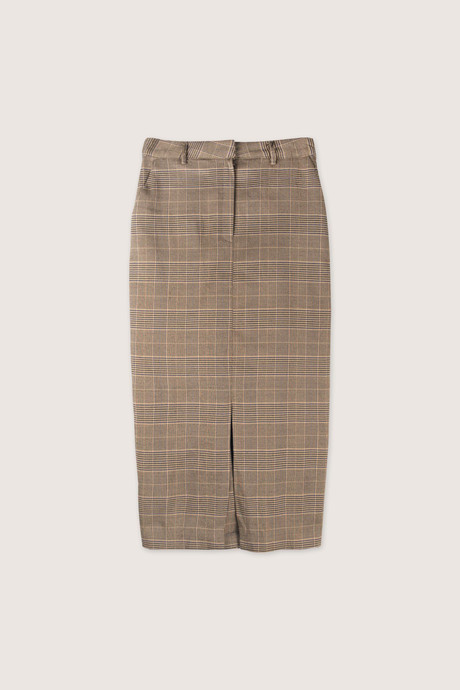 Skirt H120 Brown 5