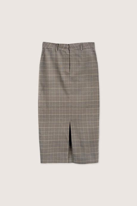 Skirt H120 Gray 7