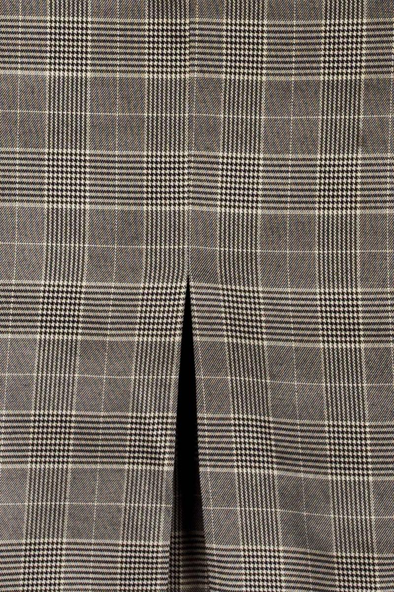 Skirt H120 Gray 8