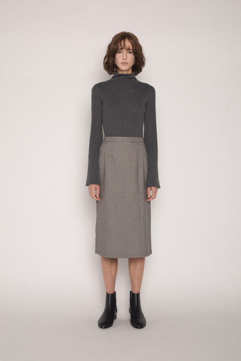 Skirt H122 Black 1