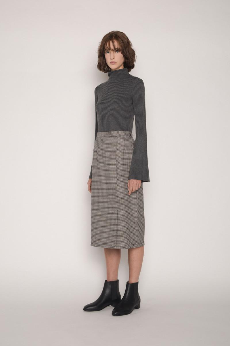 Skirt H122 Black 3