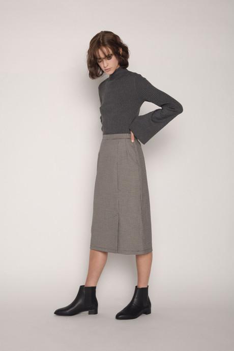 Skirt H122 Black 4