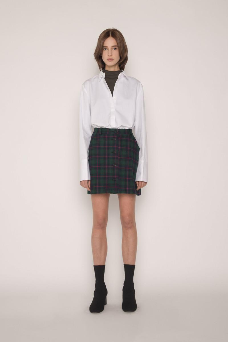 Skirt H134 Green 1