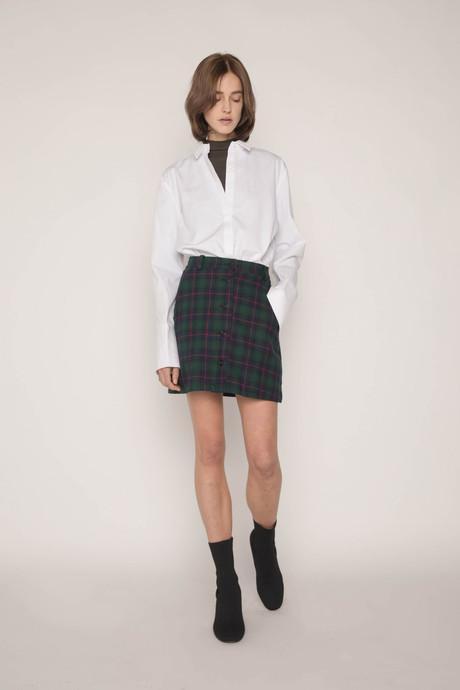 Skirt H134 Green 2