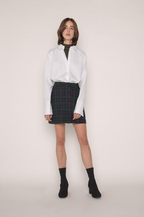 Skirt H134 Green 3