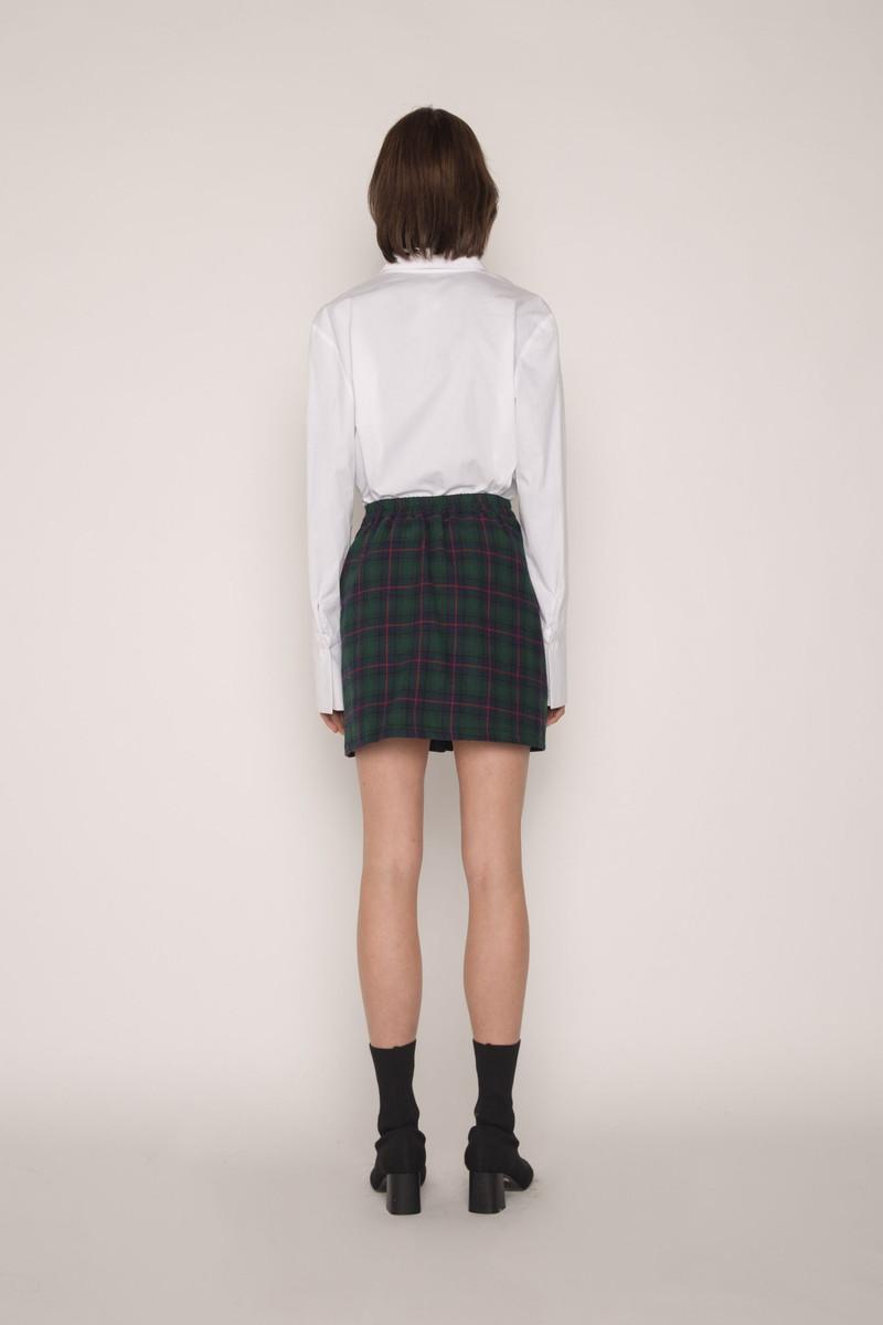 Skirt H134 Green 4