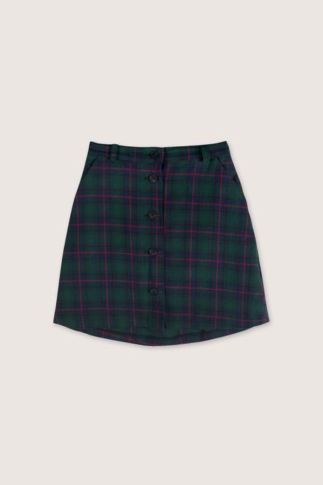 Skirt H134 Green 5
