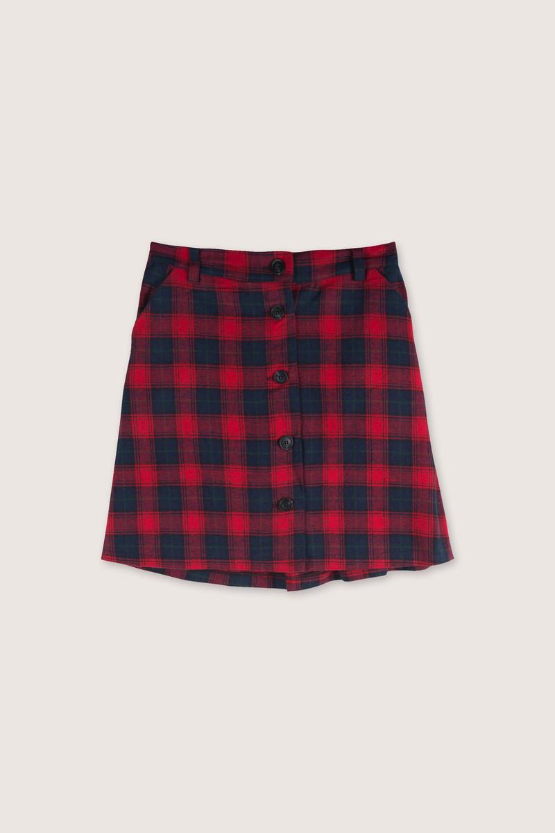 Skirt H134 Red 7