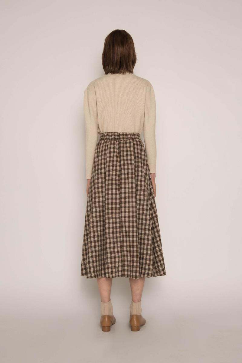 Skirt H143 Beige 4