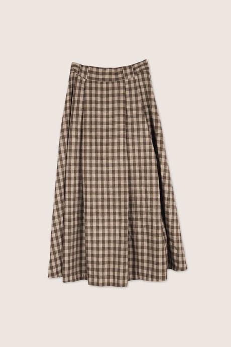 Skirt H143 Beige 5