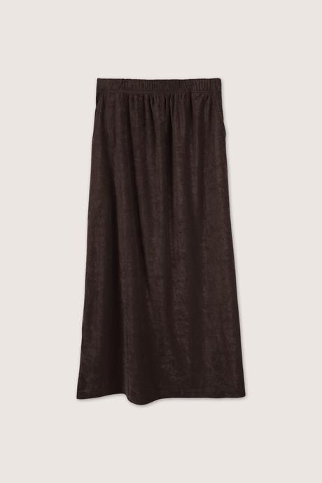 Skirt H144 Brown 12