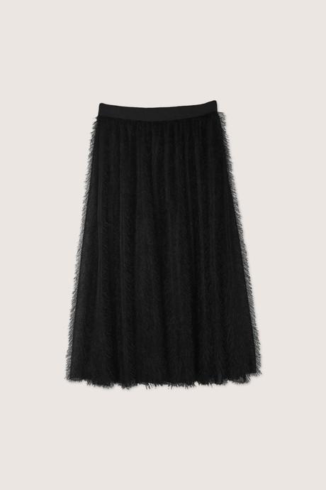 Skirt H168 Black 5