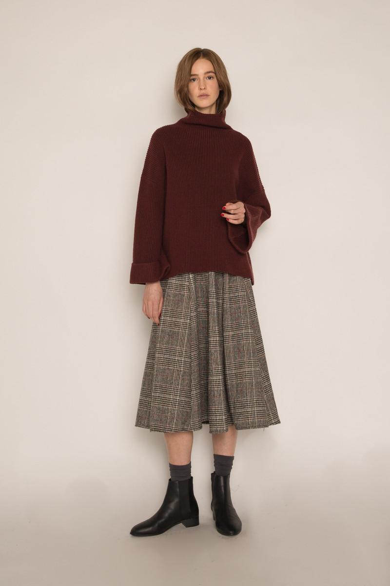 Skirt H170 Gray 1