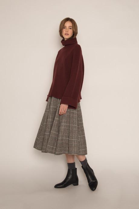 Skirt H170 Gray 3