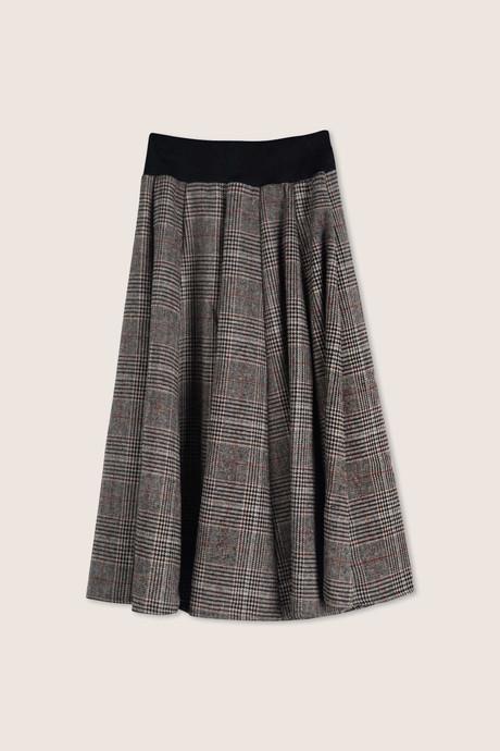 Skirt H170 Gray 5
