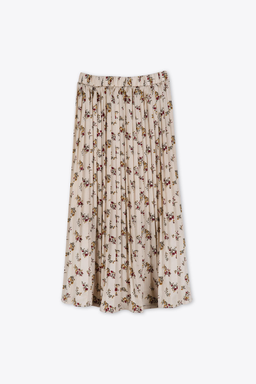 Skirt H201 Cream 7