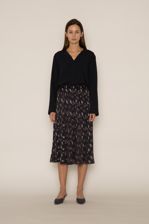 Skirt H201 Navy 1