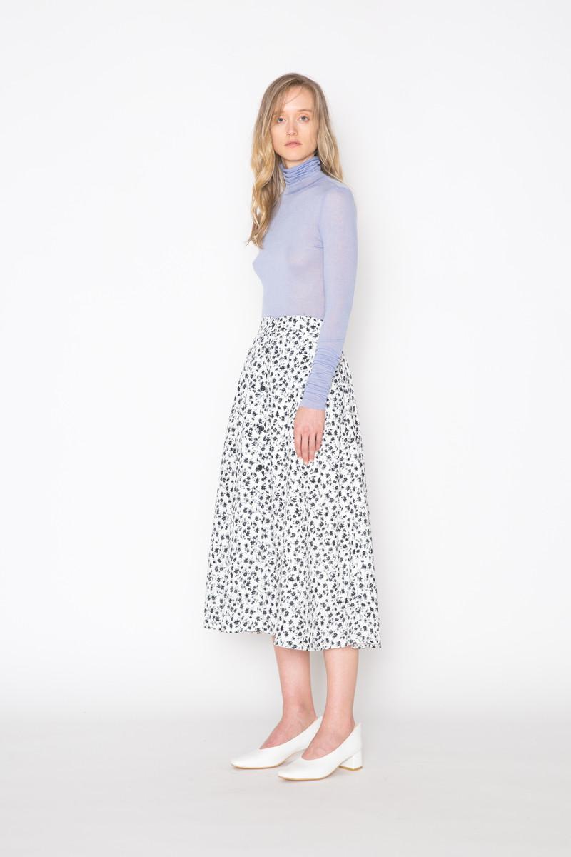 Skirt H214 Cream 1