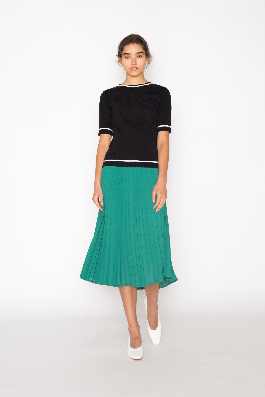 Skirt H220 Green 1