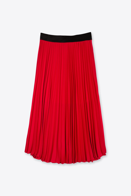 Skirt H220 Red 11