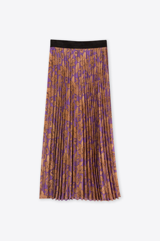 Skirt H250 Purple 7