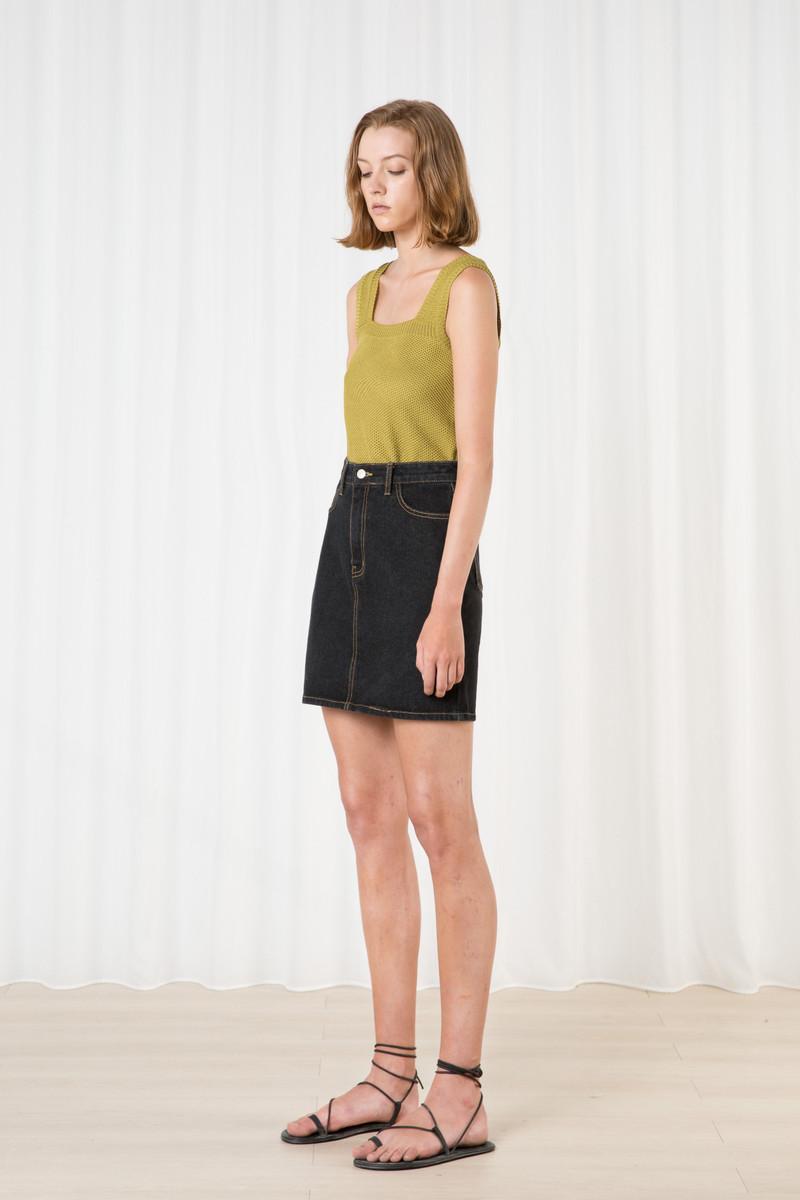 Skirt H264 Black 1