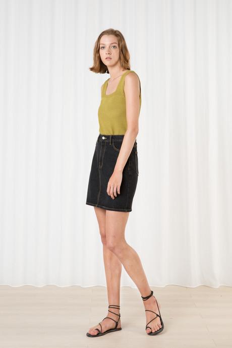 Skirt H264 Black 2