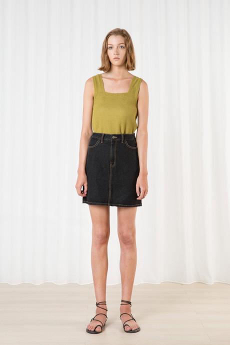 Skirt H264 Black 3