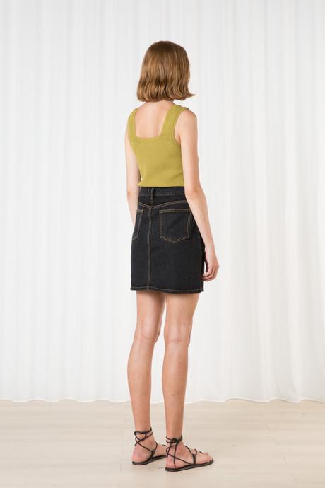 Skirt H264 Black 4