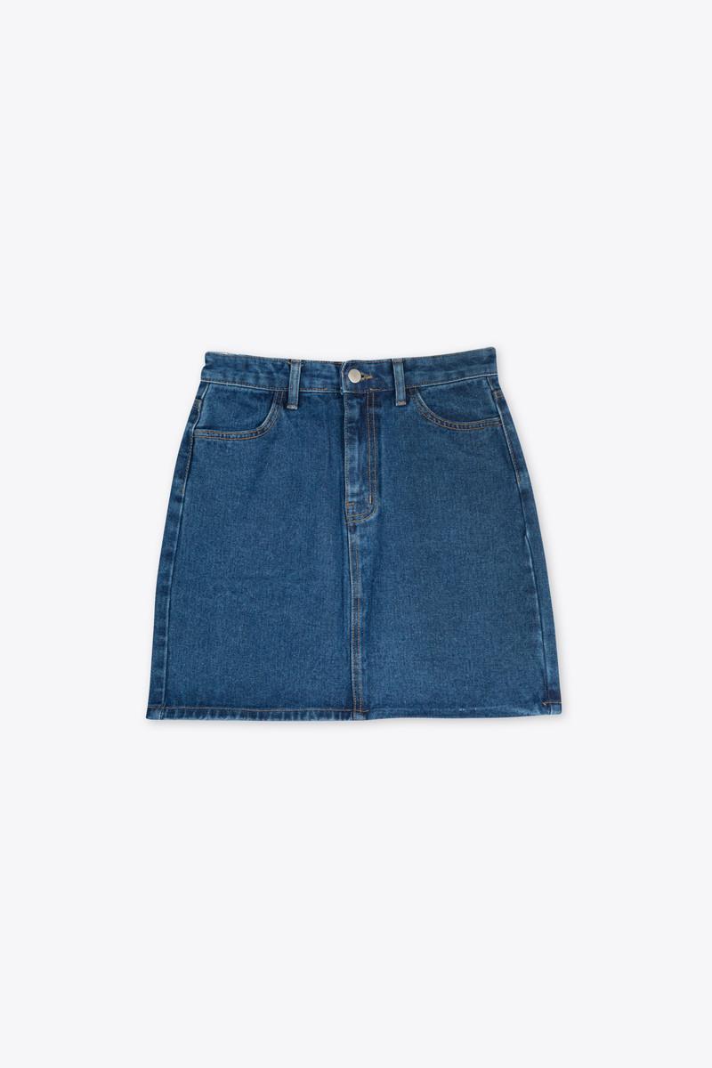 Skirt H264 Indigo 5