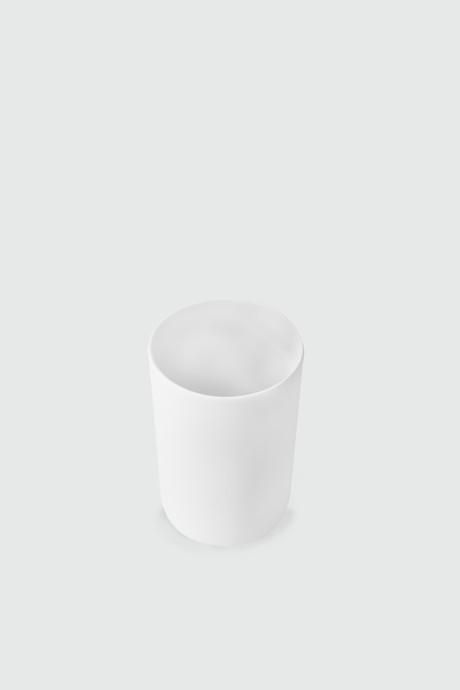 Slim Porcelain Cup 2939 White 2