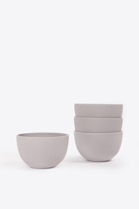 Small Bamboo Bowl Set 2854 Gray 3
