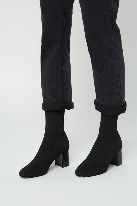 Sock Boot 1630 Black 1