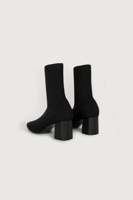 Sock Boot 1630 Black 3