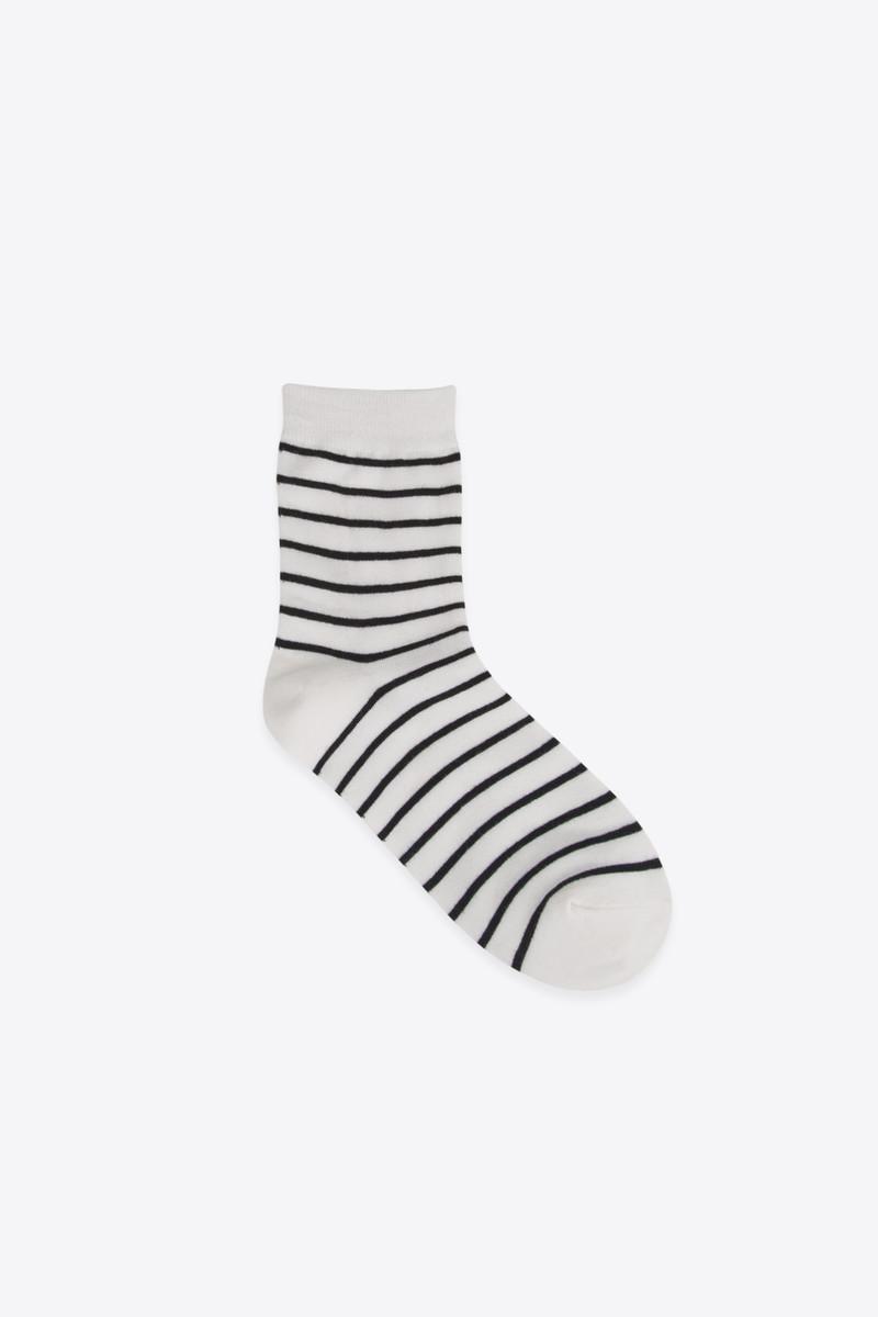 Sock G008 Cream 1