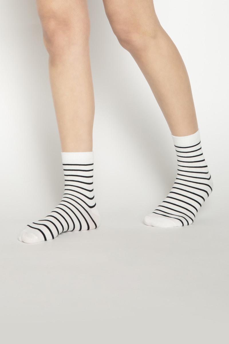 Sock G008 Cream 2