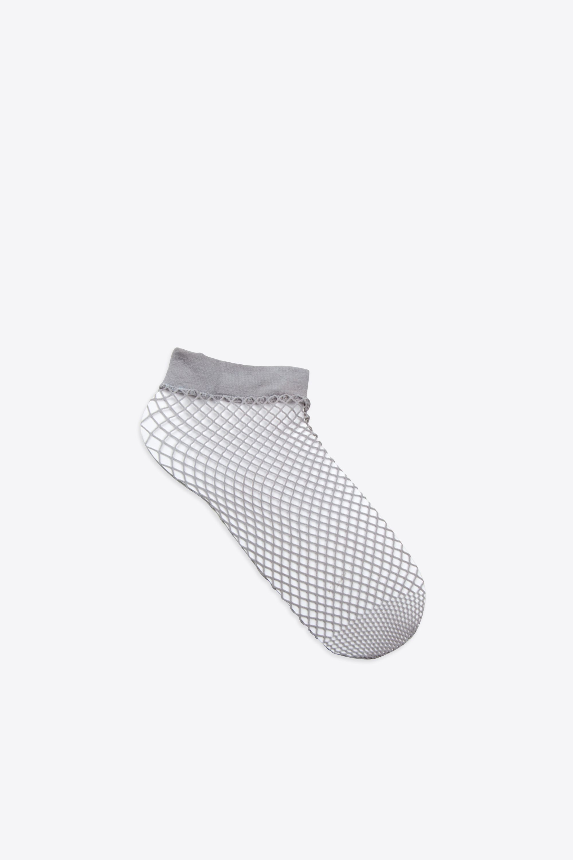 Sock H024 Gray 2